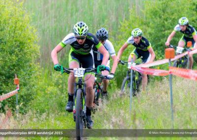Baggelhuizerplas MTB wedstrijd 2015