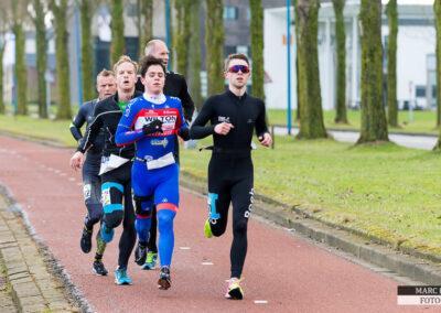 NK Wintertriathlon Groningen 2017
