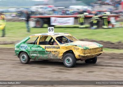 54ste Autocross van Hallum 2017