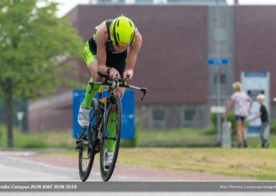 Zernike Campus Run Bike Run 2018